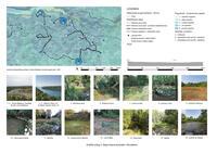 Grafički prilog 2: Staza lokava Kuntrade i Rovinjštine