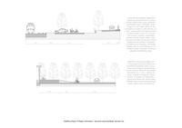 prikaz prve stranice dokumenta Grafički prilog 6: Presjeci odmorišno-servisne zone Kanfanar, servisni dio