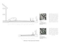 Grafički prilog 7: Presjeci segmenata staze Kanfanarštine